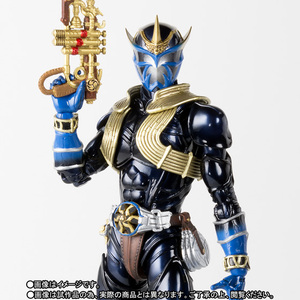 S.H.Figuarts(真骨彫製法) 仮面ライダー威吹鬼 01