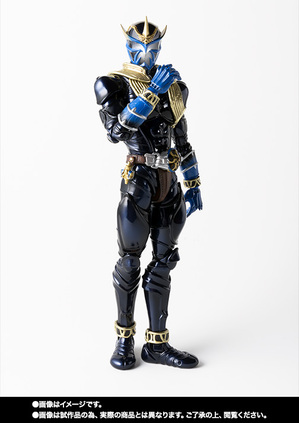S.H.Figuarts(真骨彫製法) 仮面ライダー威吹鬼 03