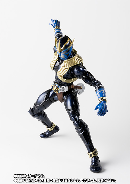 S.H.Figuarts(真骨彫製法) 仮面ライダー威吹鬼 05