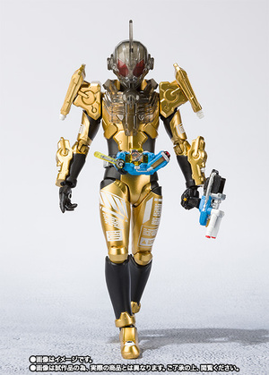 S.H.Figuarts 仮面ライダーグリス 03