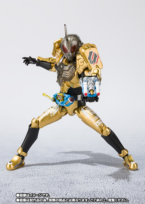 S.H.Figuarts 仮面ライダーグリス 04