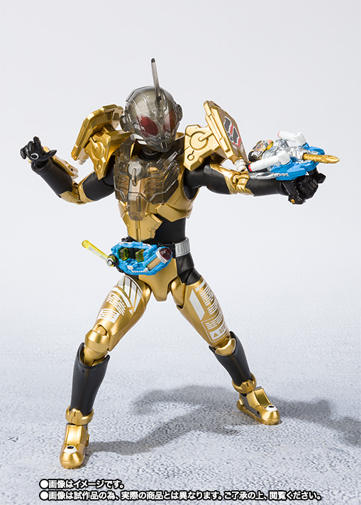 S.H.Figuarts 仮面ライダーグリス 05