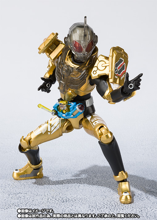 S.H.Figuarts 仮面ライダーグリス 06