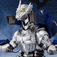 SHMonsterArts MFS - 3 3 type machine Dragon Shinagawa final battle ver.