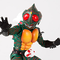 S.H.Figuarts(真骨彫製法) 仮面ライダーアマゾン