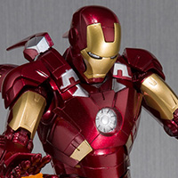 S.H.Figuarts Iron Man Mark 7