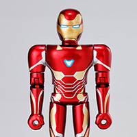 Super Alloy HEROES Iron Man Mark 50