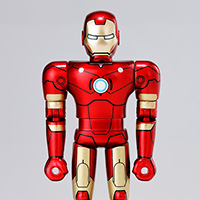Super Alloy HEROES Iron Man Mark 3