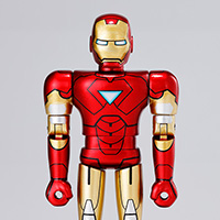 Super Alloy HEROES Iron Man Mark 6