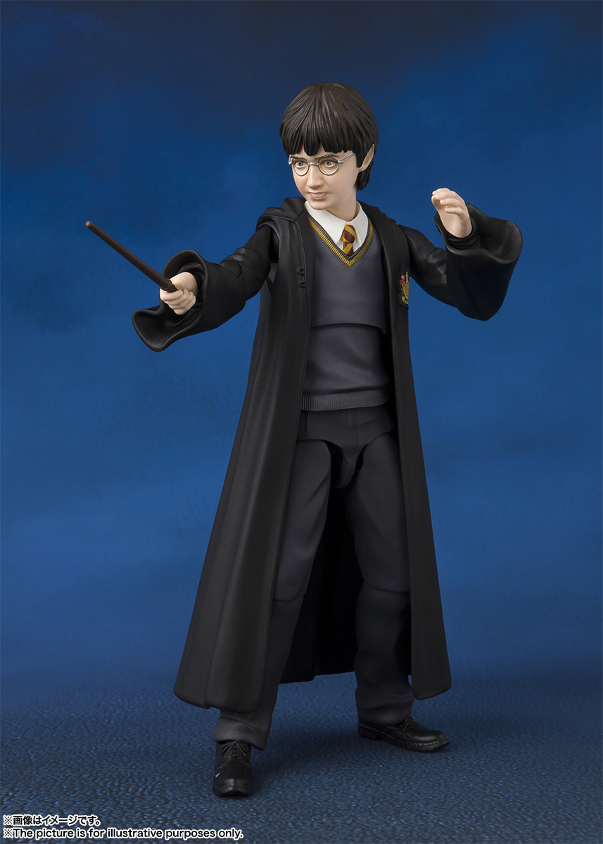 SHFiguarts Harry Potter (Harry Potter and the Philosopher's Stone) 01