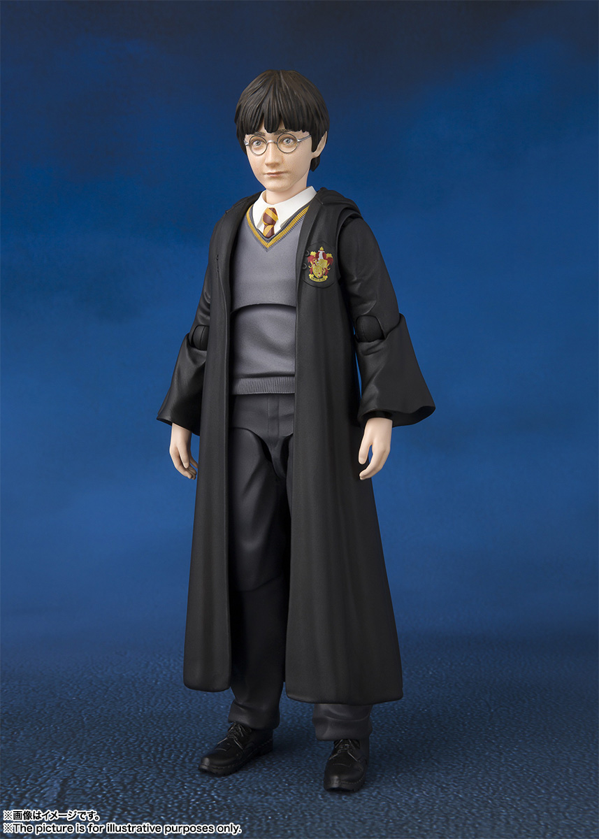 SHFiguarts Harry Potter (Harry Potter and the Philosopher's Stone) 02