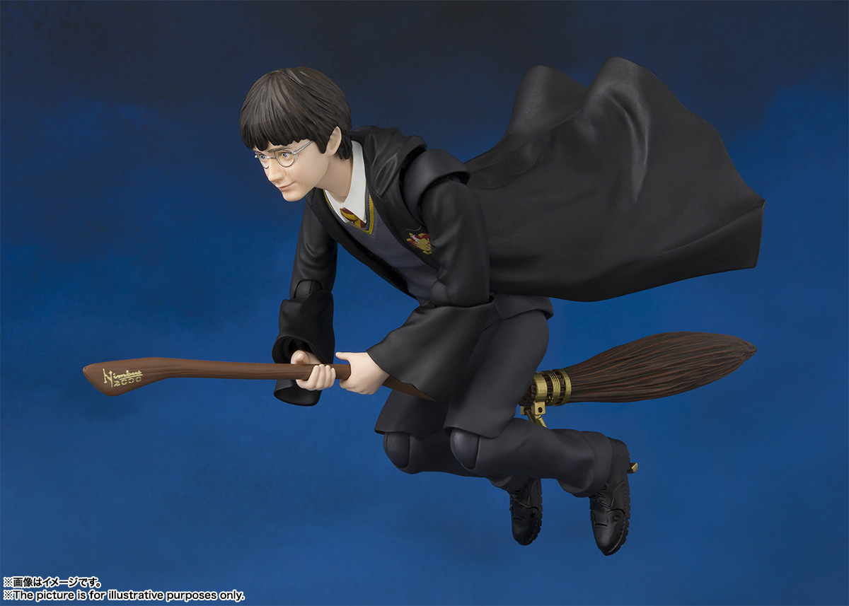 SHFiguarts Harry Potter (Harry Potter and the Philosopher's Stone) 04