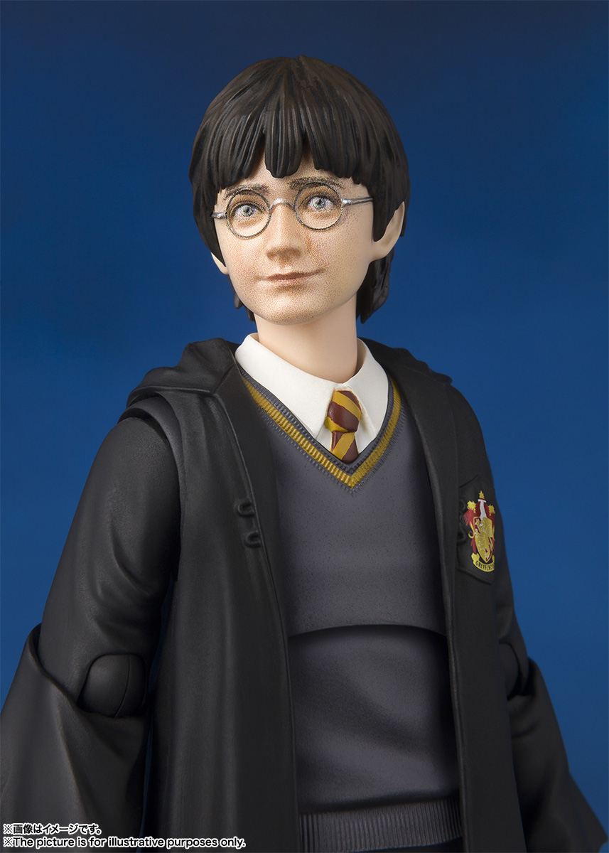 SHFiguarts Harry Potter (Harry Potter and the Philosopher's Stone) 10