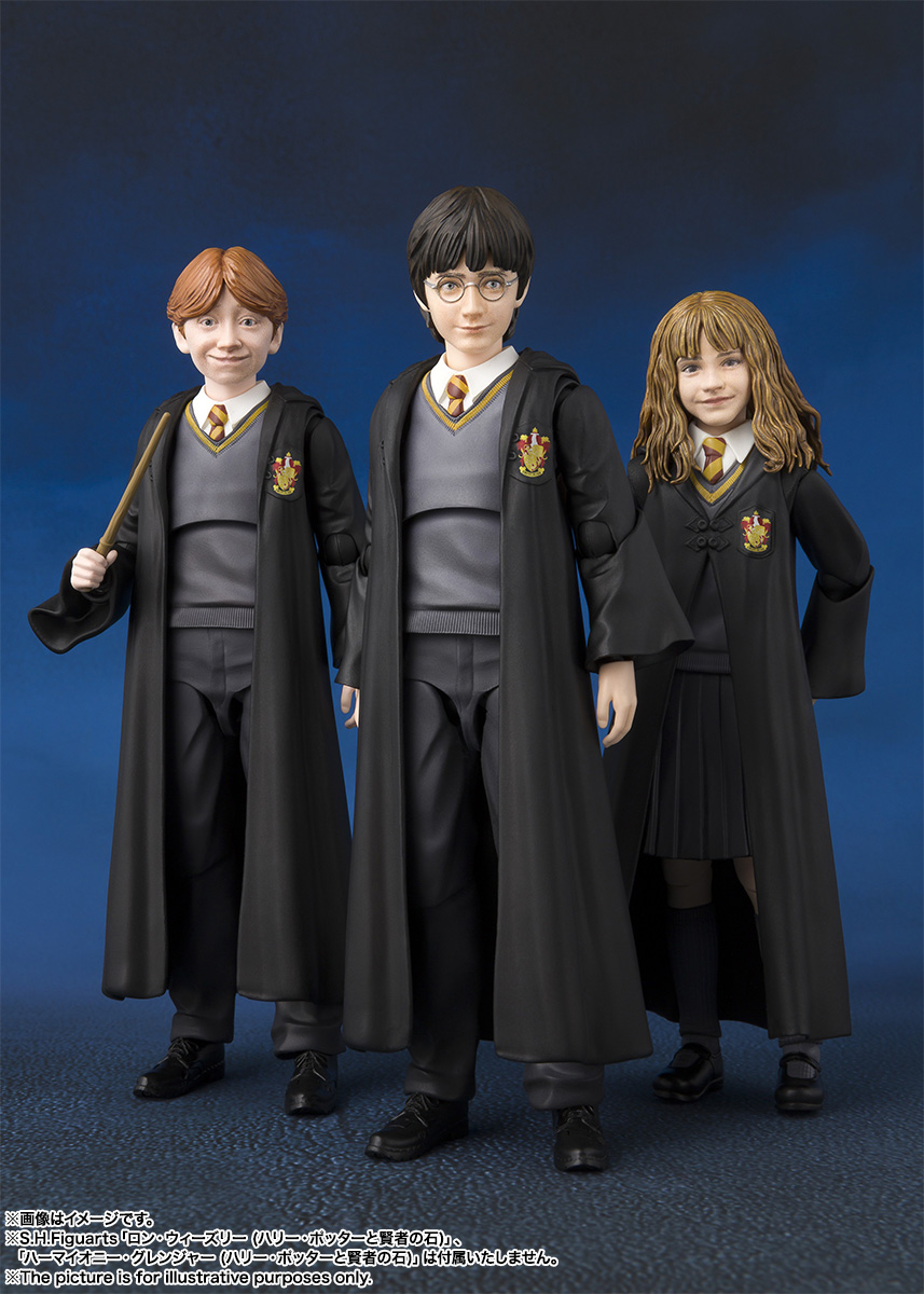 SHFiguarts Harry Potter (Harry Potter and the Philosopher's Stone) 14