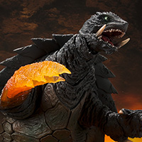 SHMonsterArts Gamera (1999)
