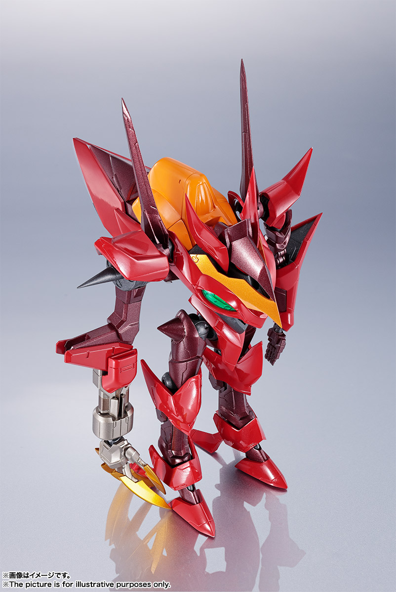 METAL ROBOT Spirit <SIDE KMF> Guren sainting octopole type 02