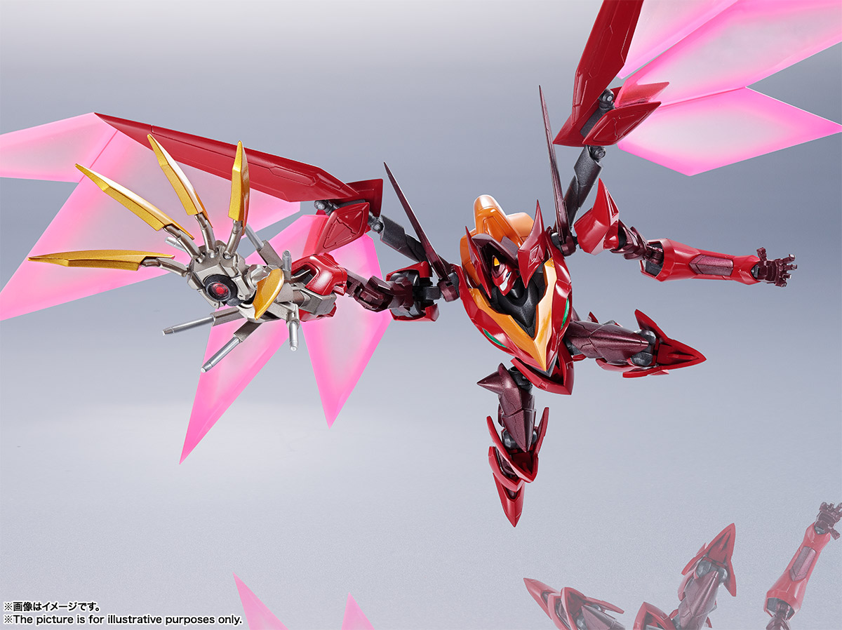 METAL ROBOT Spirit <SIDE KMF> Guren sainting octopole type 12