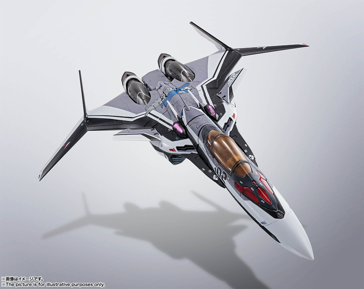 DX superalloy movie version VF - 31F Siegfried (Messer Erefelt / Hayate · Inmelman boarding machine) 03