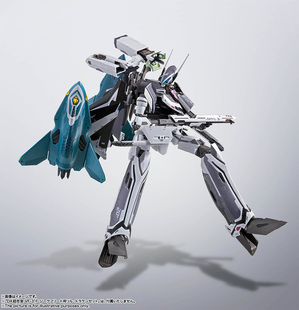 DX Chogokin Theatrical Version VF - 31F Siegfried (Messer Erefelt / Hayate Inmelman Boarding Machine) 05