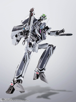 DX Superalloy Theatrical Version VF - 31F Siegfried (Messer Erefelt / Hayate Inmelman Boarding Machine) 06