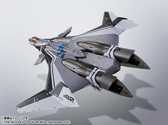 DX Superalloy Theatrical Version VF - 31F Siegfried (Messer Elefelt / Hayate Inmelman Boarding Machine) 11