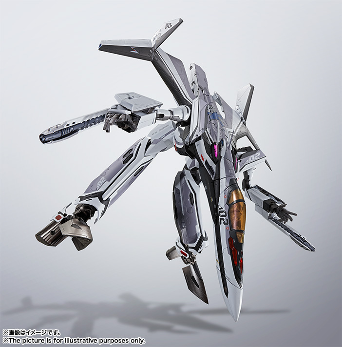 DX superalloy movie version VF - 31F Siegfried (Messer Elefeld / Hayate · Inmelmen boarding plane) 13