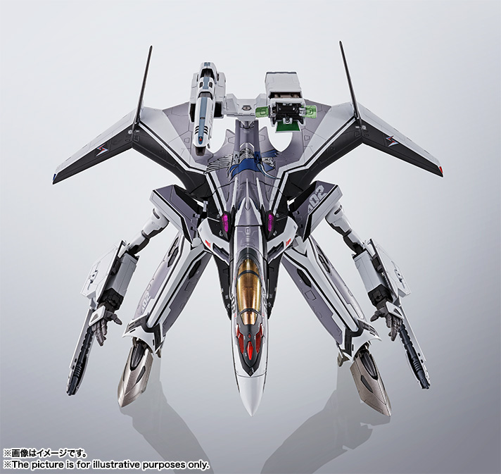 DX superalloy movie version VF - 31F Siegfried (Messer Erefelt / Hayate · Inmelmen boarding plane) 14