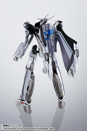 DX Superalloy Theatrical Version VF - 31F Siegfried (Messer Erefelt / Hayate Inmelman Boarding Machine) 15