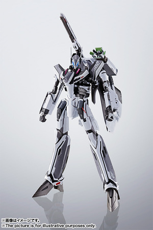 DX Superalloy Theatrical Version VF - 31F Siegfried (Messer Erefelt / Hayate Inmelman Boarding Machine) 16