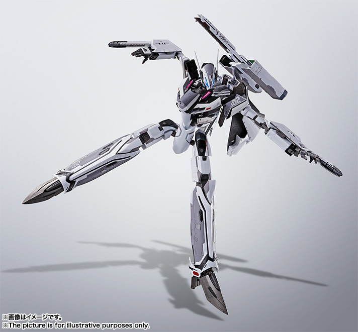 DX Superalloy Theatrical Version VF - 31F Siegfried (Messer Erefelt / Hayate Inmelman Boarding Machine) 17