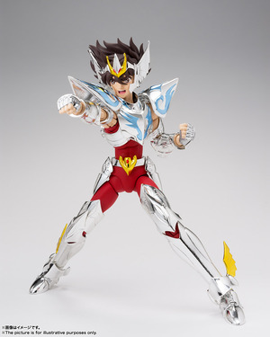Saint Cloth Myth Pegasus Seiya (heavenly edition) 02