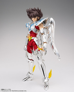 Saint Cloth Myth Pegasus Seiya (heavenly edition) 04