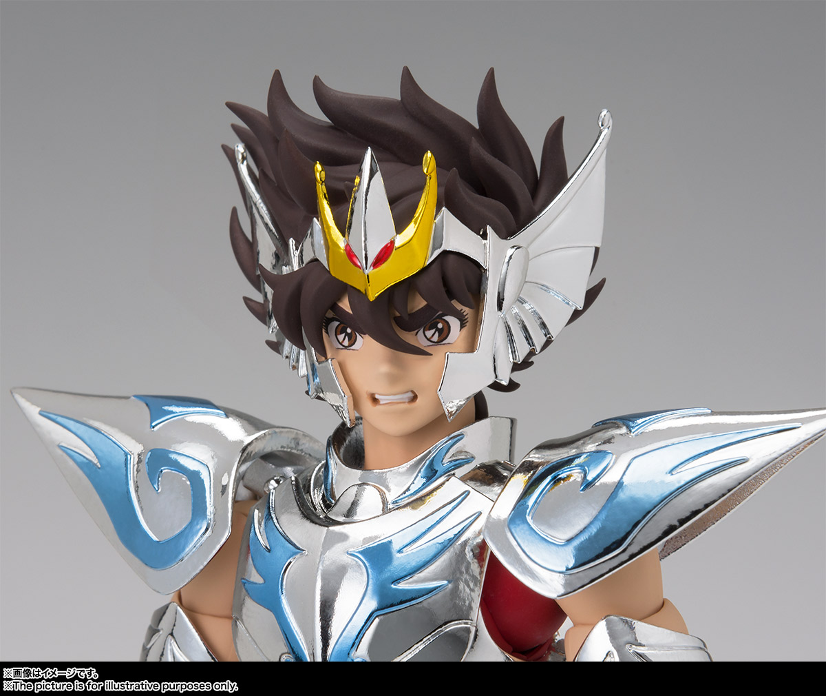 Saint Cloth Myth Pegasus Seiya (heavenly edition) 06