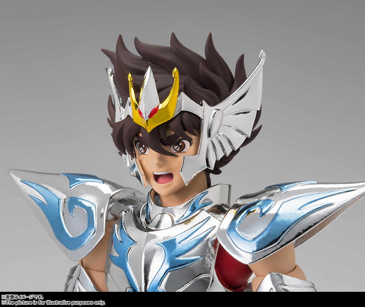 Saint Cloth Myth Pegasus Seiya (Heavenly Edition) 07