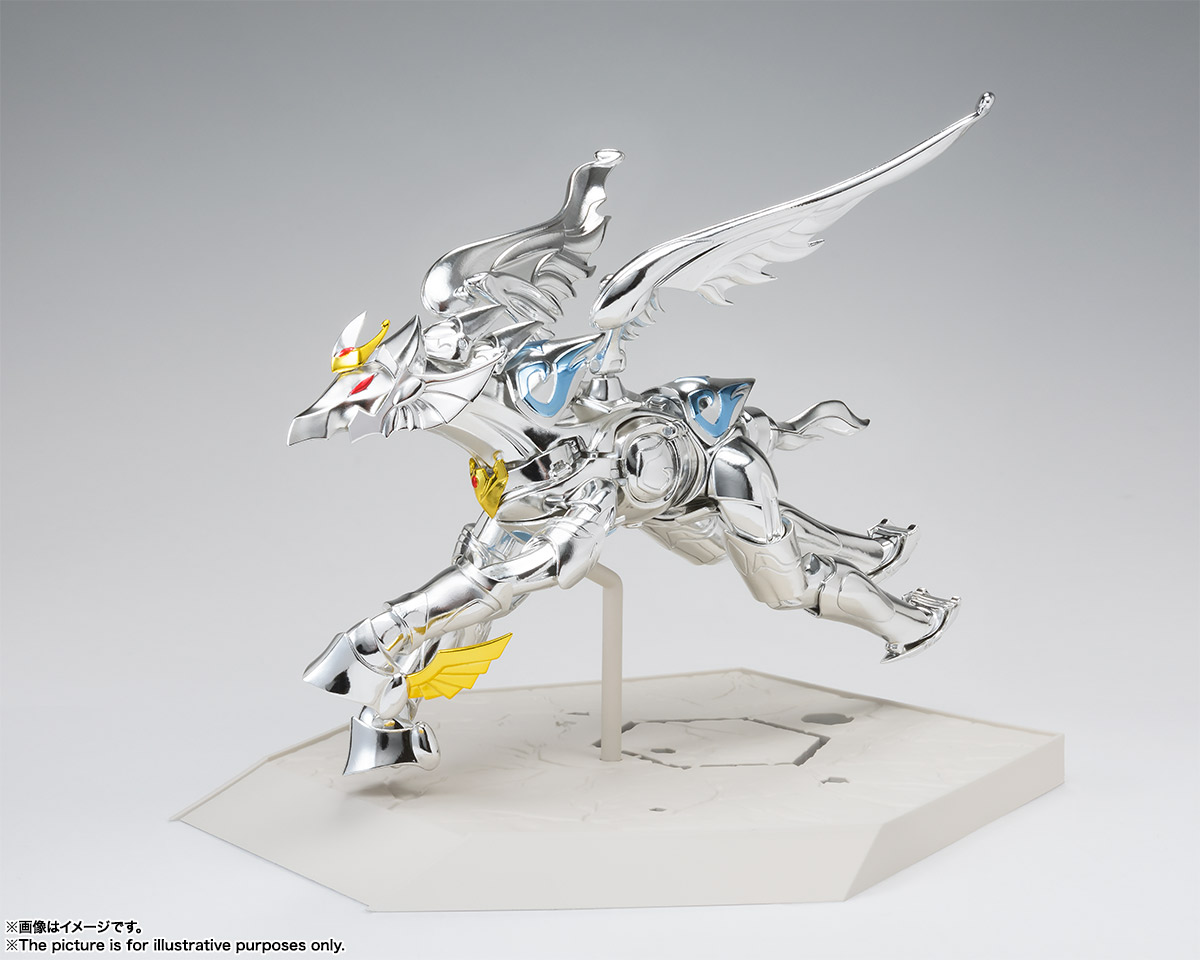 Saint Cloth Myth Pegasus Seiya (Heavenly Edition) 08