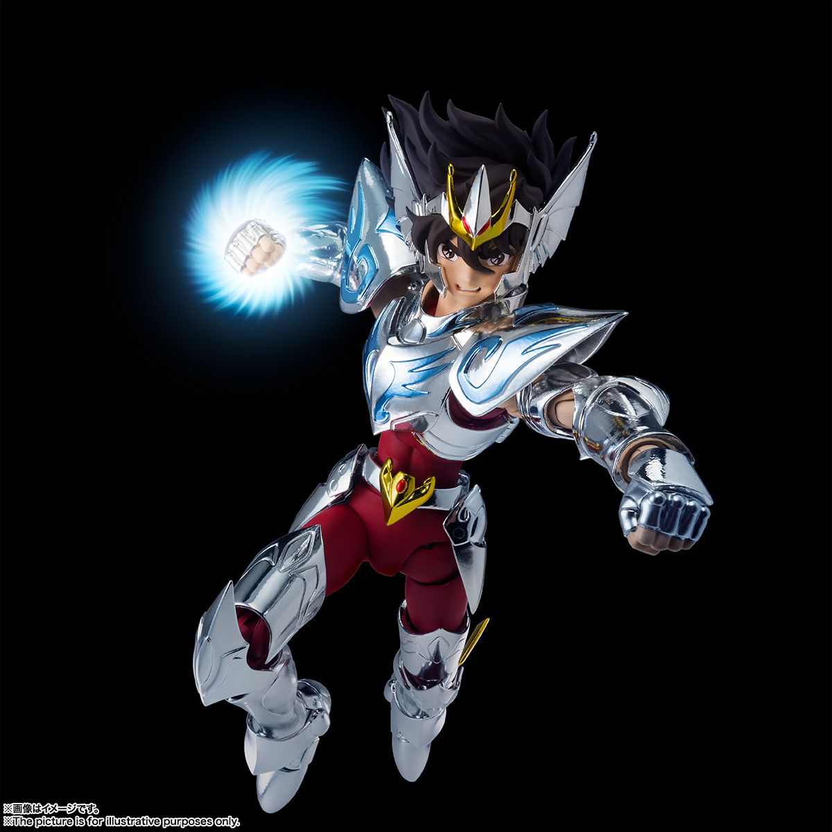 Saint Cloth Myth Pegasus Seiya (Heavenly Hen) 11