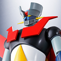 Soul of Chogokin GX-70SP Mazinger Z DC Animation Color Version