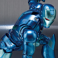 S.H.Figuarts 【First-come sale】 Iron Man Mark 3 - Blue Stealth Color -
