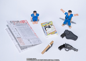 S.H.Figuarts 両津勘吉 JUMP 50th ANNIVERSARY EDITION ~II~【先着販売】 06
