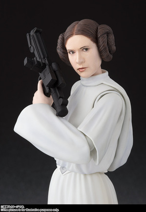 S.H.Figuarts プリンセス・レイア・オーガナ(STAR WARS:A New Hope) 05