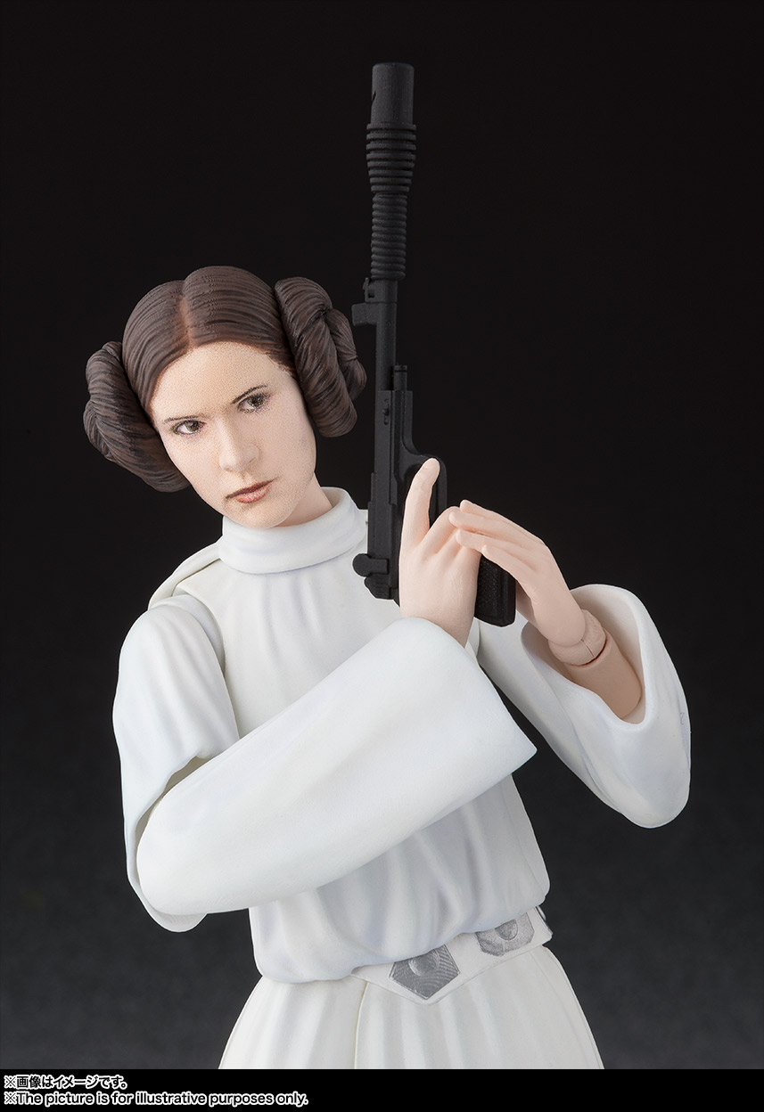 S.H.Figuarts プリンセス・レイア・オーガナ(STAR WARS:A New Hope) 06