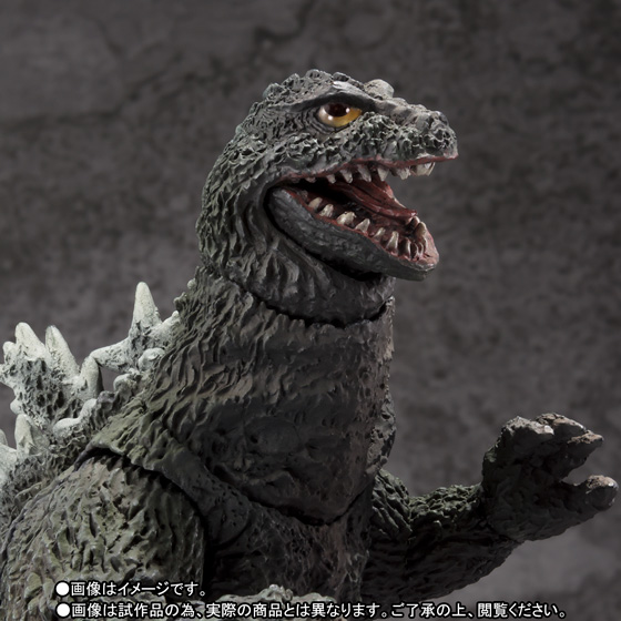 S.H.MonsterArts ゴジラ(1962) 01