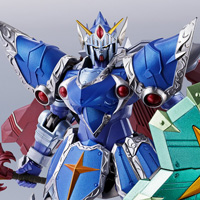 METAL THE ROBOT SPIRITS <SIDE MS> Full Armor Knight Gundam (Real Type ver.)
