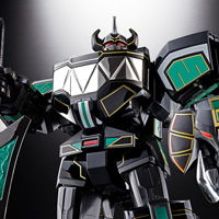 Soul of Chogokin 【First come, first served】 GX-72B Great Beast God (Black Version)