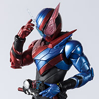 S.H.Figuarts Masked Rider Build Rabbit Tank Form - 20 Kamen Rider Kicks Ver.-