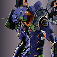 METAL BUILD Evangelion first machine
