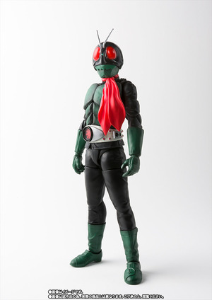 S.H.Figuarts(真骨彫製法) 仮面ライダー1号(桜島Ver.) 03