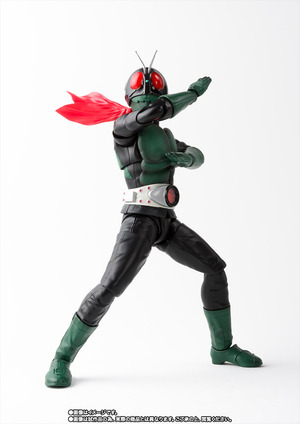 S.H.Figuarts(真骨彫製法) 仮面ライダー1号(桜島Ver.) 05