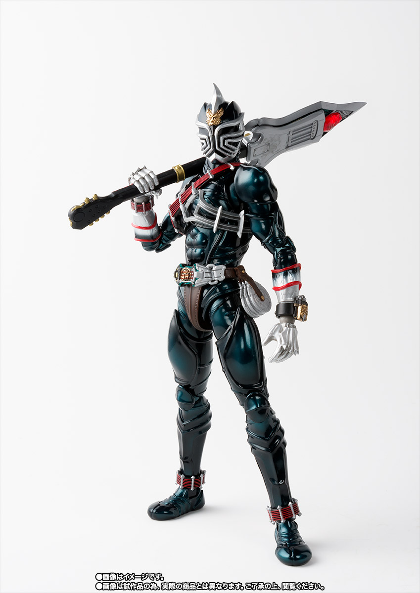 S.H.Figuarts(真骨彫製法) 仮面ライダー轟鬼 04