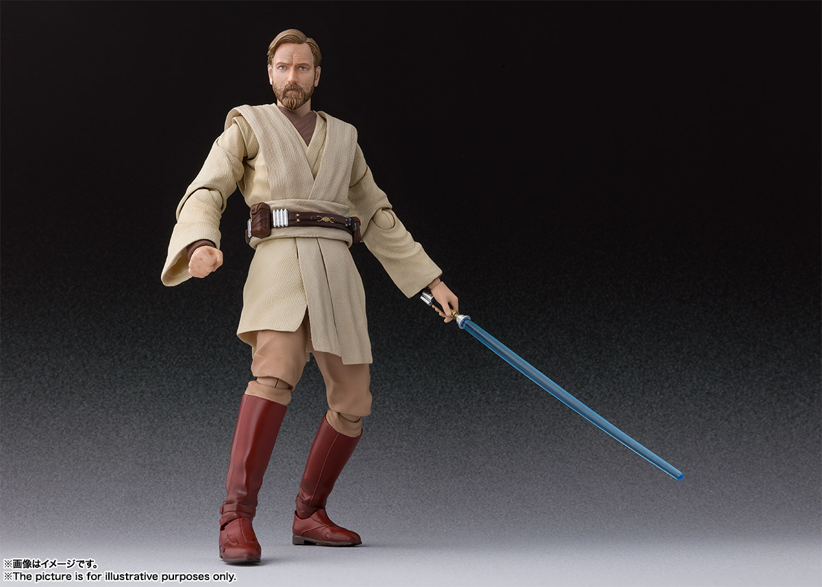 S.H.Figuarts オビ=ワン・ケノービ(STAR WARS:Revenge of the Sith) 01
